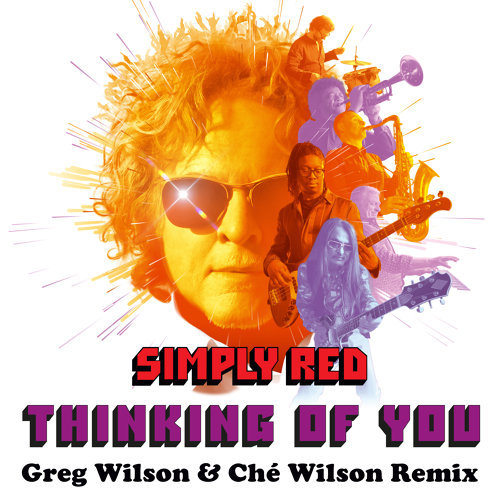 Thinking of You - Greg Wilson & Ché Wilson Remix