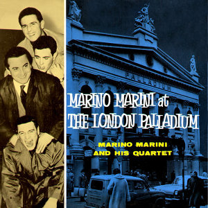 Marino Marini at the London Palladium