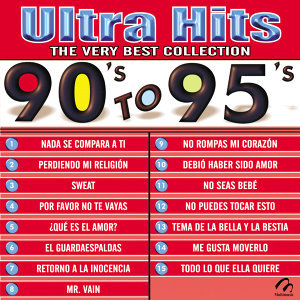 Ultra Hits - The Very Best Collection - 90's To 95's