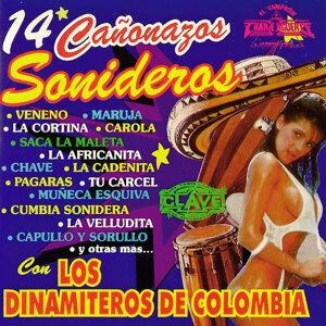 14 Cañonazos Sonideros Con los Dinamiteros de Colombia