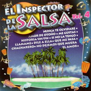 El Inspector de la Salsa Vol. 4