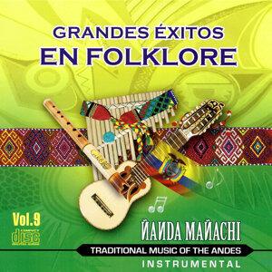 Grandes Exitos en Folklore, Vol. 9