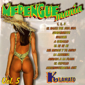 Merengue Manía Vol. 5