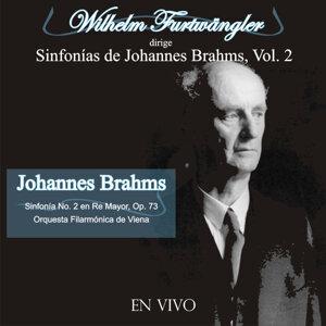 Wilhelm Furtwängler Dirige Sinfonías de Johannes Brahms, Vol. 2 (En Vivo)