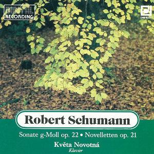 Schumann: Sonata G Minor, Novelletten