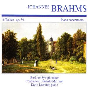Johannes Brahms: 16 Waltzes Op. 39 · Piano Concerto No. 1