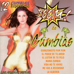 Boom! De Cumbias… 12 Cumbias Explosivas