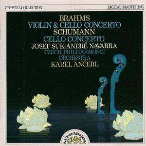 Brahms, Schumann: Violin and Cello Concertos