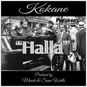 "Kokane Presents ""Halla"""