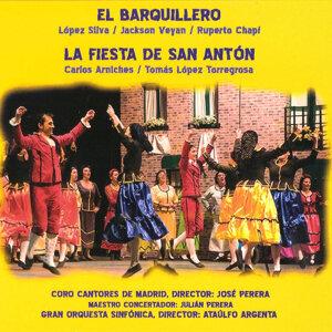 Zarzuelas: El Barquillero y la Fiesta de San Antón