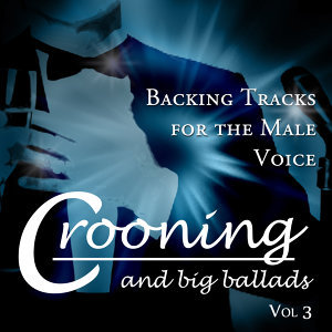 Crooning and Big Ballads - Backing Tracks for the Male Voice, Vol. 3