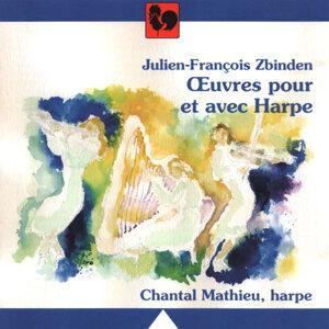 Julien-François Zbinden: Oeuvres pour et avec Harpe (Works for Harp)