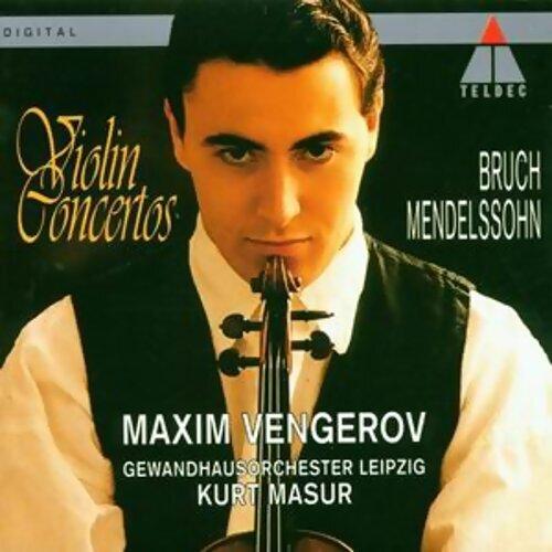 Mendelssohn: Violin Concerto in E Minor Op. 64: I. Allegro molto appassionato