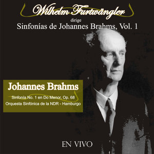 Wilhelm Furtwängler Dirige Sinfonías de Johannes Brahms, Vol. 1 (En Vivo)