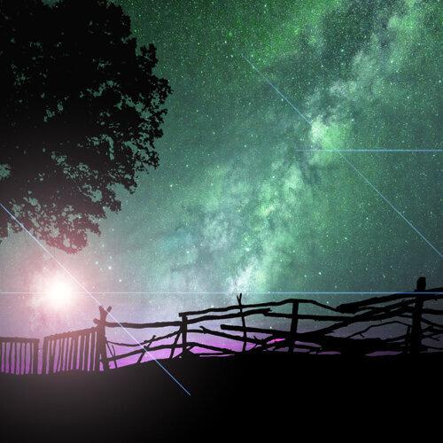 밤하늘 별을 따라 (감성 수면)