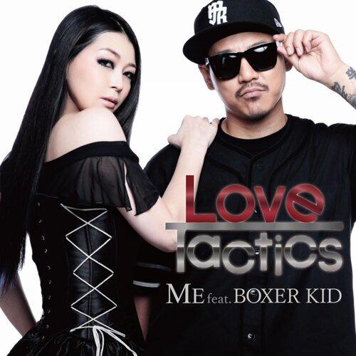 Love Tactics アルバムカバー