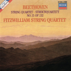Beethoven: String Quartet No. 15