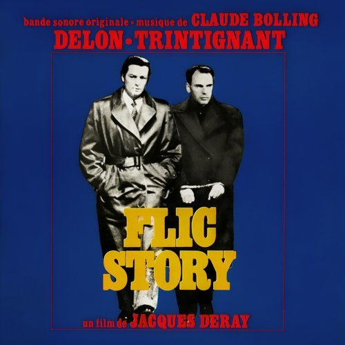 Flic Story - Bande originale du film avec Alain Delon