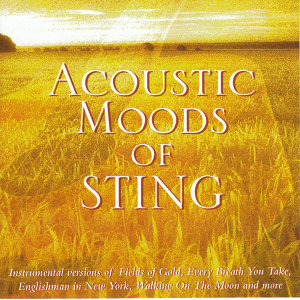 Acoustic Moods of Sting