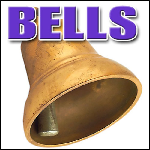 Bell, Church - Large Church Bell: Int: Tolling, Heavy Pulley