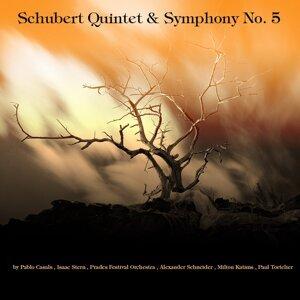 Schubert: String Quintet & Symphony No. 5
