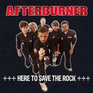 Here to Save the Rock - Live