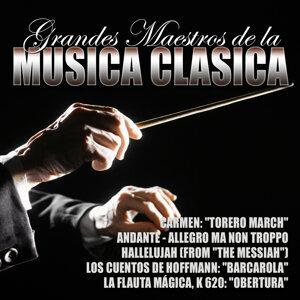 Grandes Maestros de la Música Clásica