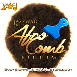 Afro Comb Riddim
