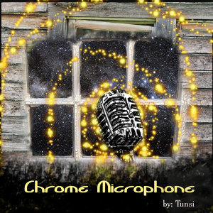 Chrome Microphone