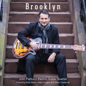 Brooklyn (feat. John Patitucci Electric Guitar Quartet)