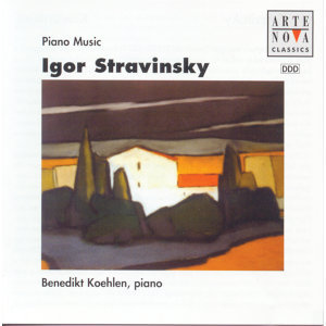 Stravinsky: Piano Music