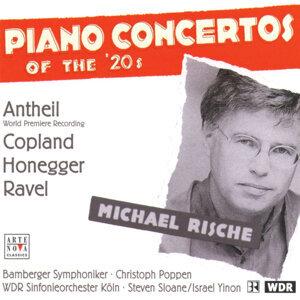 Antheil/Honegger/Copland/Ravel: Piano Concertos