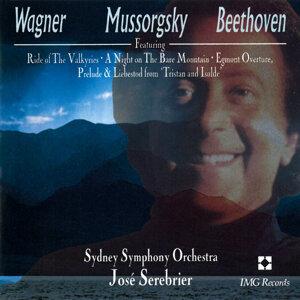 Wagner / Mussorgsky / Beethoven