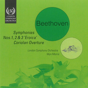 Beethoven: Symphonies Nos. 1, 2 & 3