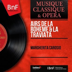 Airs de La bohème & La traviata - Mono Version