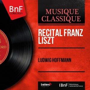 Récital Franz Liszt - Mono Version