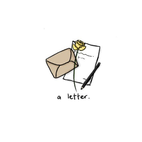 A Letter.