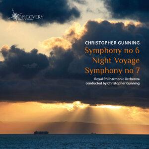 Gunning: Symphony No.6, Night Voyage, Symphony No.7