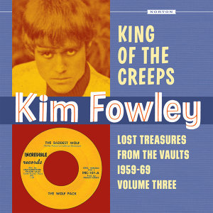 King of the Creeps: Lost Treasures from the Vaults 1959-1969, Vol. 3