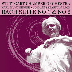 Bach: Suite Nos. 1 & 2