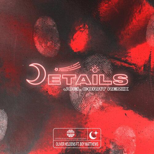 Details - Joel Corry Remix