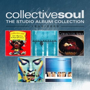 The Studio Album Collection 1993-2000
