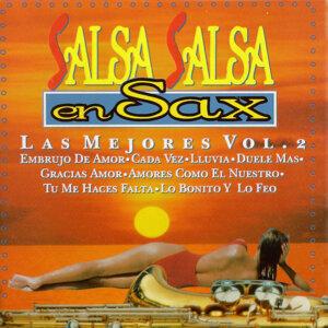 Salsa Salsa en Sax... Las Mejores Vol. 2