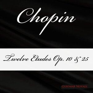 Chopin: Twelve Etudes Op. 10 & 25