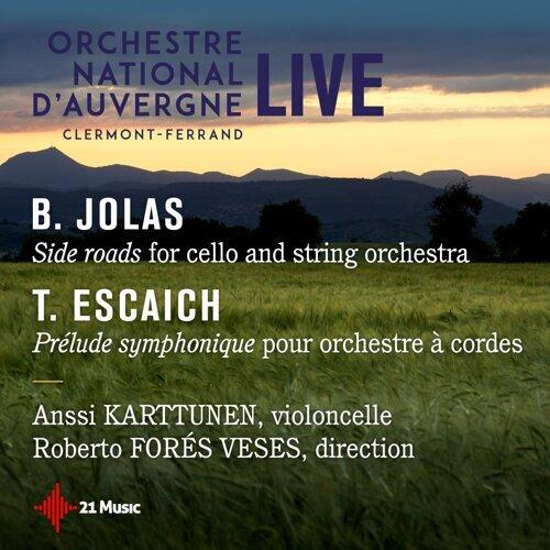 Prélude symphonique pour orchestre à cordes: I. Premier mouvement