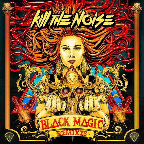 Black Magic Remixes EP