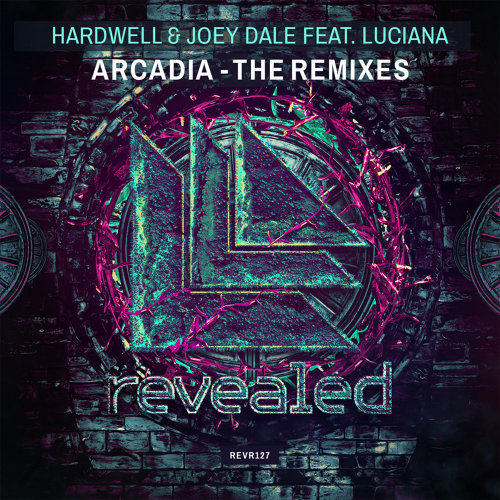 Arcadia - The Remixes