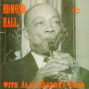 Edmond Hall with Alan Elsdon's Band
