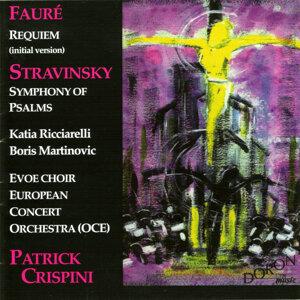 Gabriel Fauré & Igor Stravinsky