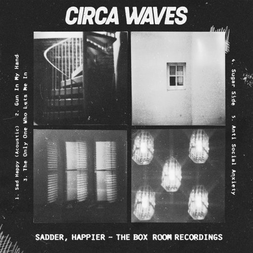 Sadder, Happier - The Box Room Recordings
